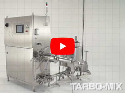 "Continuous Mixer ""TARBO-MIX Series"" Youtube"